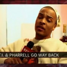 T.I. Discusses His Working Relationship With Pharrell